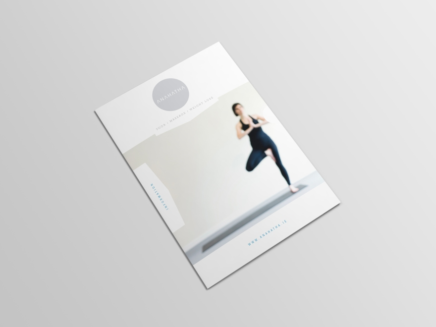 Bifold Brochure Mockup - Free 2